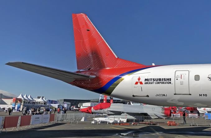 To już rok od uziemienia programu Mitsubishi SpaceJet