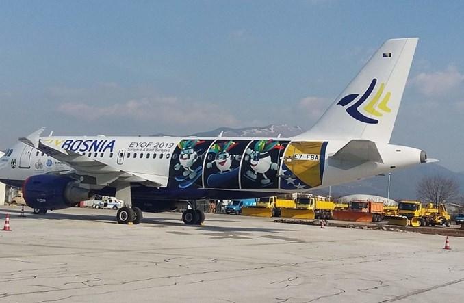 Uruchomienie lotów pomiędzy Sarajewem a europejskimi stolicami wkrótce