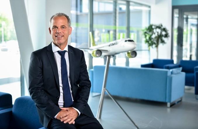 Martin Gauss (airBaltic): Jesteśmy bardzo lubianymi liniami lotniczymi