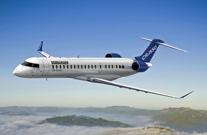 Samoloty CRJ w rękach Mitsubishi. Program Bombardiera sprzedany za 550 mln dolarów