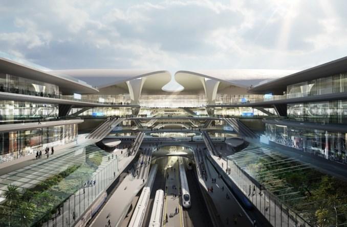CPK: Będzie sieciowa prognoza ruchu kolejowego