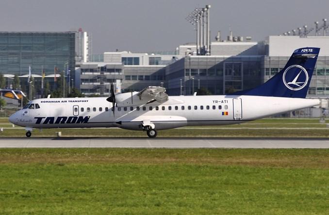 TAROM zamawia dziewięć ATR-ów 72-600