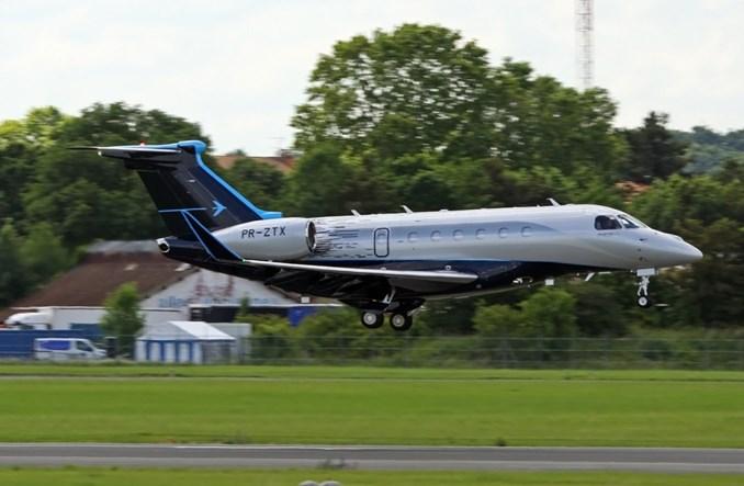 Embraer Executive Jets: Miliardowe zamówienie od Flexjeta