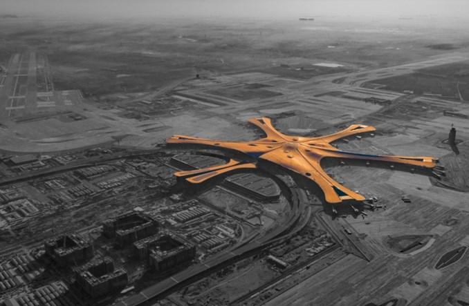 Zakończyła się budowa lotniska Daxing w Pekinie