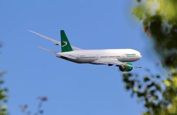 Turkmenistan Airlines starają się odzyskać możliwość latania do Europy