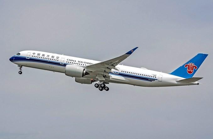 Chiny będą miały centrum dostaw i wyposażenia A350XWB