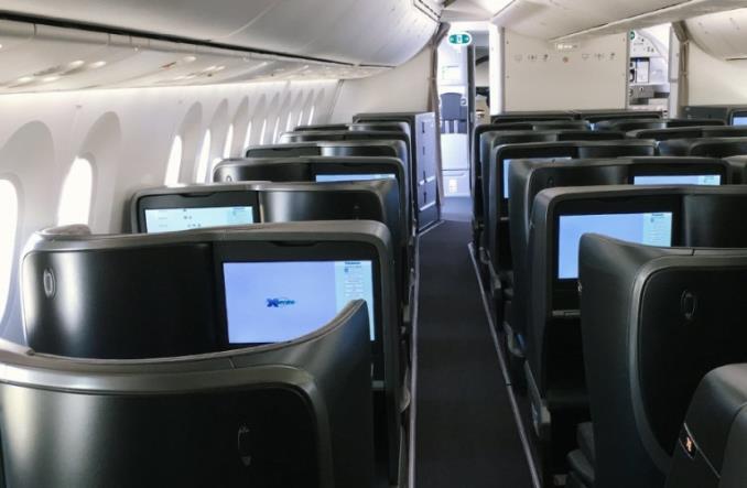 Turkish Airlines odebrały pierwszego Dreamlinera