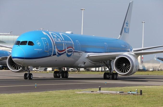 KLM odbiera Dreamlinera 787-10 i świętuje 100-lecie krajowego lotnictwa