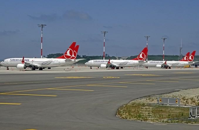 Turkish: B737 AnadoluJet polecą za uziemione MAX-y