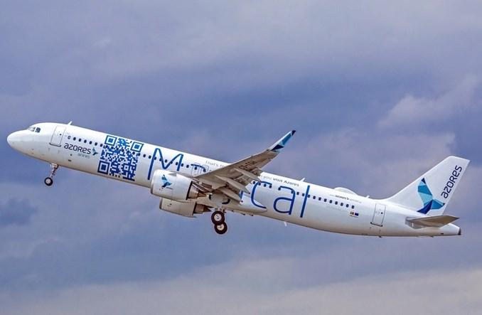 Azores Airlines odebrały pierwszego A321LR