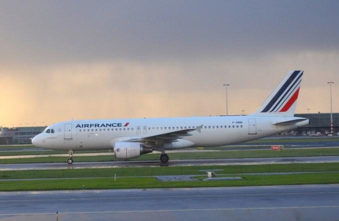 Air France doleci po długiej przerwie do stolicy Finlandii