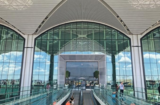 Nowy dom Turkish Airlines czyli nowe lotnisko w Stambule (Zdjęcia)