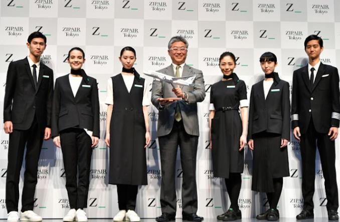 Zipair Tokyo z certyfikatem AOC. Start w maju 2020 r.