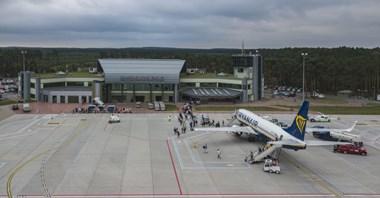 Bydgoszcz: Rekordowa liczba operacji lotniczych w czerwcu. Będzie więcej lotów do Dublina