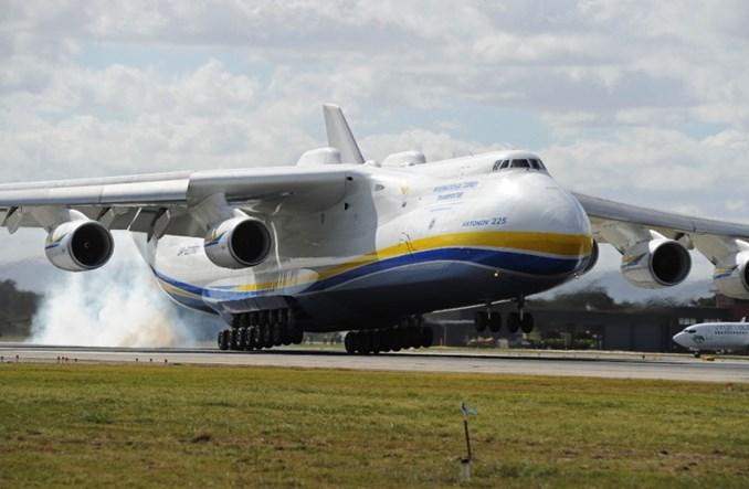 Ukraina wstrzymuje Chiny przed zakupem Motor Sicz. To gest w stronę USA