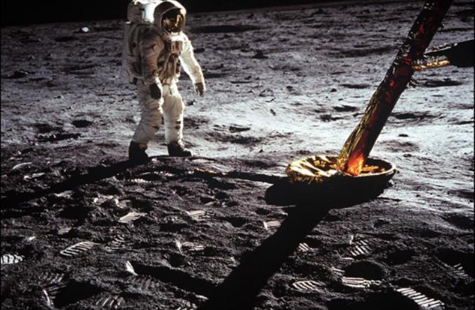 50 lat od pierwszego lądowania na Księżycu