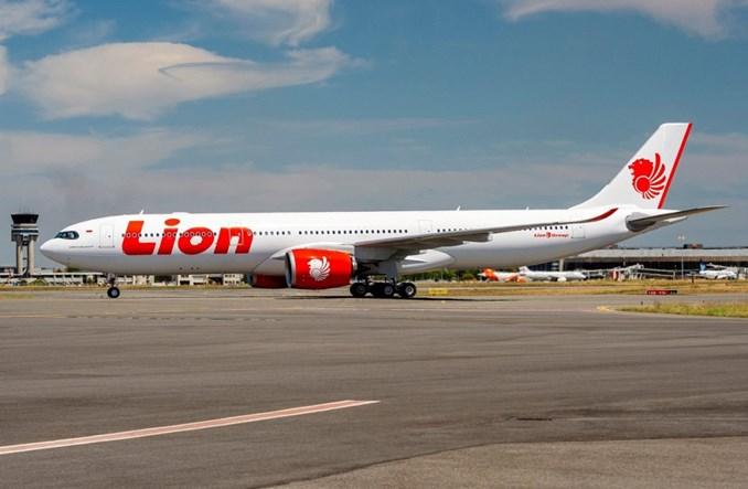 Linia Lion Air odebrała pierwszego airbusa A330neo