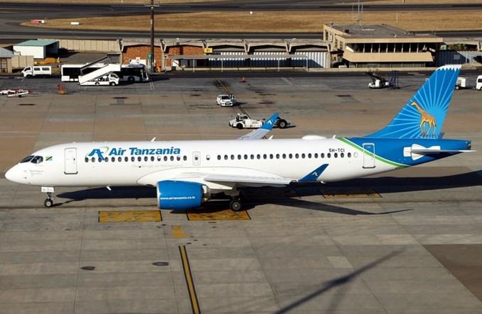 Air Tanzania zamawia kolejne A220 oraz jednego Dasha