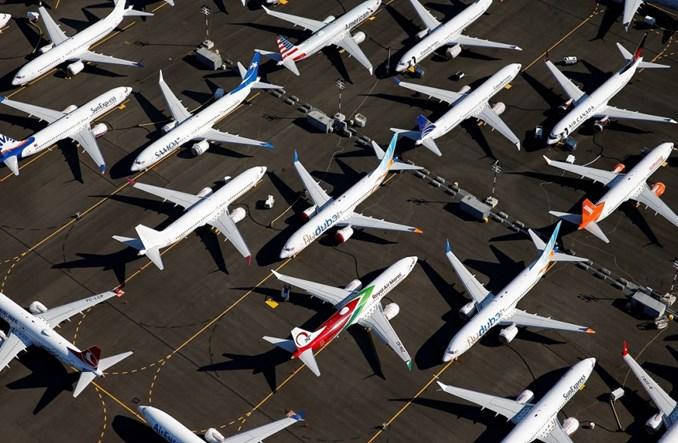 Boeing może zmniejszyć lub wstrzymać produkcję 737 MAX