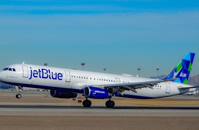 JetBlue odkłada na rok rejsy z Nowego Jorku do stolicy Gujany