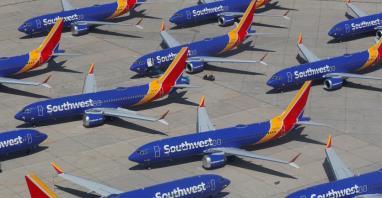 Piloci Southwest Airlines żądają odszkodowań od Boeinga