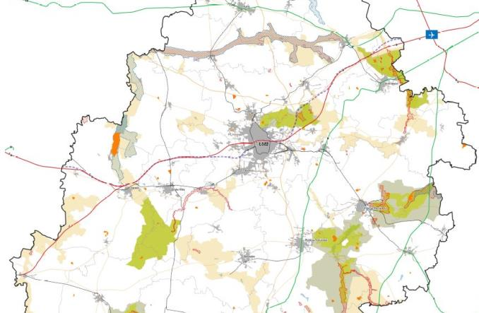 CPK ma zbliżyć Warszawę i Wrocław. Trwają konsultacje z regionami