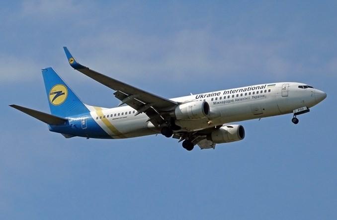 UIA świętują 10 lat Boeinga 737 NG w swojej flocie