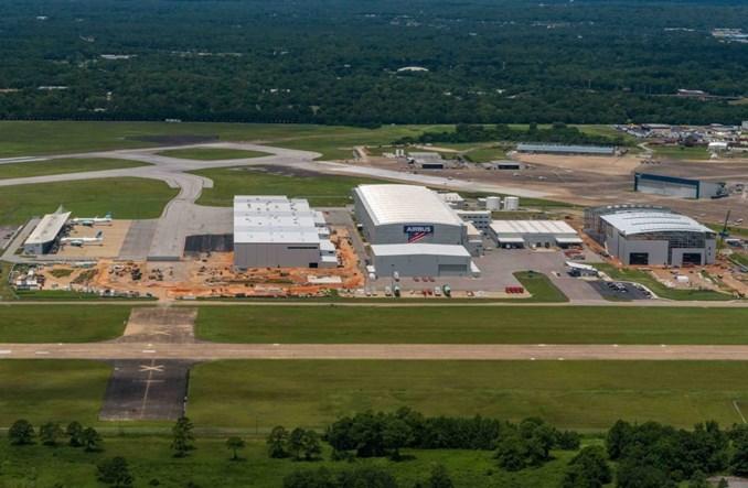 Airbus: Ruszyła linia montażu A220 w USA