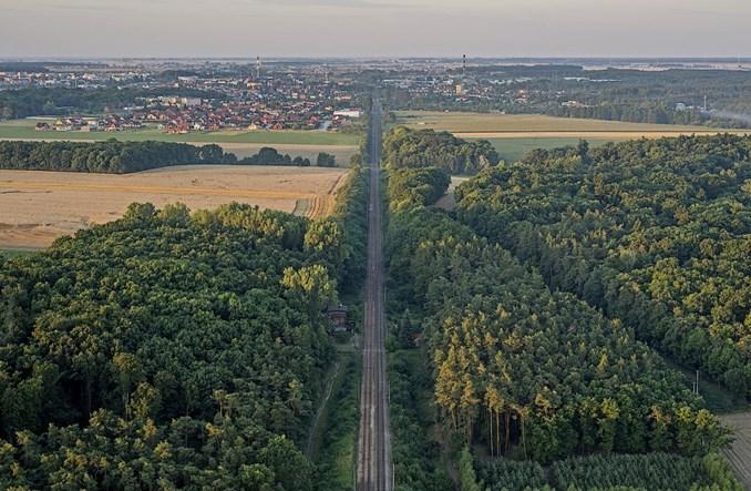 Prezes PKP PLK: Budowa 500 km linii kolejowych do CPK w 6 lat to wyzwanie