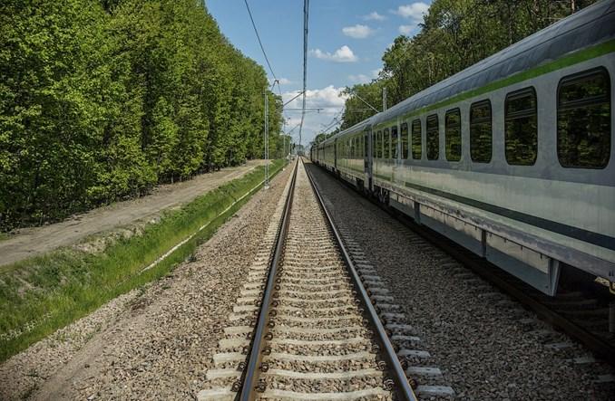 """Kolej do CPK koliduje z bazą II linii metra. """"Rozwiążemy problem po partnersku"""""""