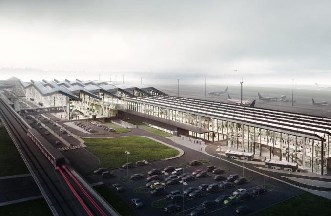 """Gdańsk dołoży do rozbudowy terminala. """"Spowolnimy mniejsze inwestycje"""""""