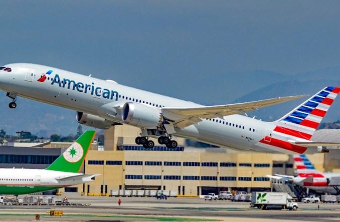 American Airlines będą latać do Krakowa!