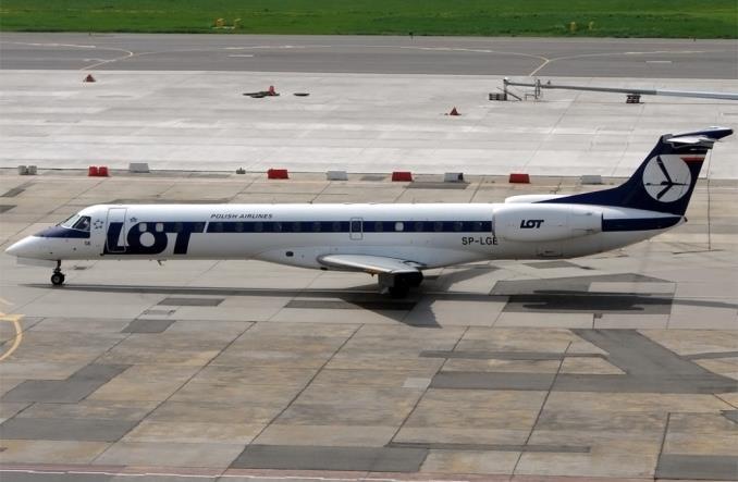 20 lat współpracy Embraera i LOT-u (Zdjęcia)