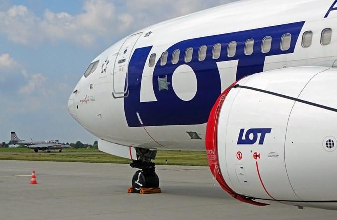 Cztery B737 MAX 8 LOT-u już w Lublinie (Zdjęcia)
