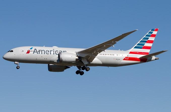 American Airlines poleci częściej na trasie Kraków − Chicago