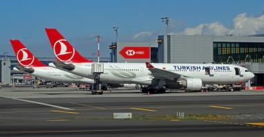 10. trasa Turkish Airlines do USA. Oferowanie większe niż przed pandemią