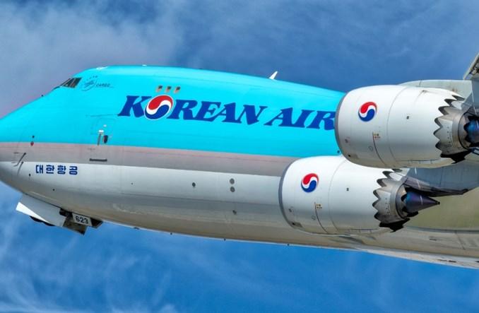 Korean Air chcą kupić Asiana Airlines za 1,6 mld dolarów