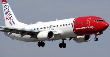 Norwegian lata, choć bez pasażerów. Linia załamuje się pod ciężarem pandemii