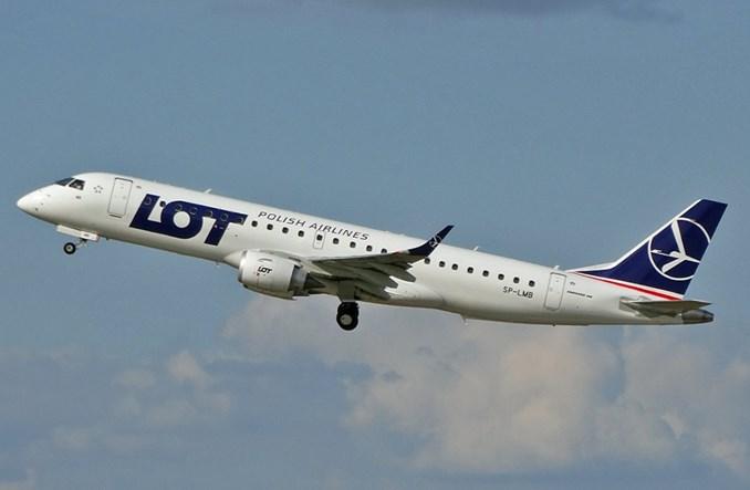 Przekąski kolejnej firmy na pokładach samolotów LOT-u