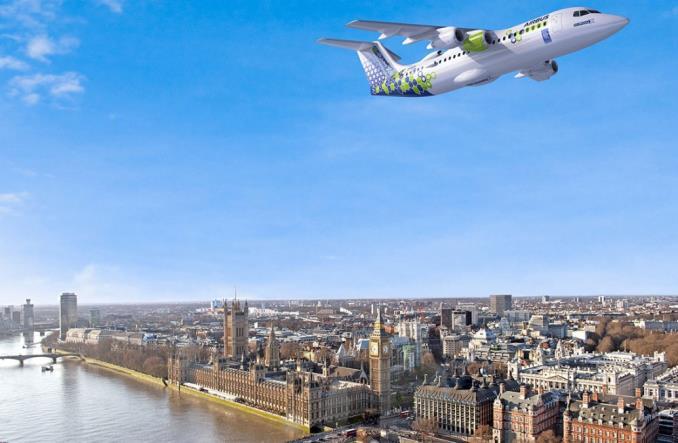 Airbus E-Fan X ma polecieć w 2021 roku