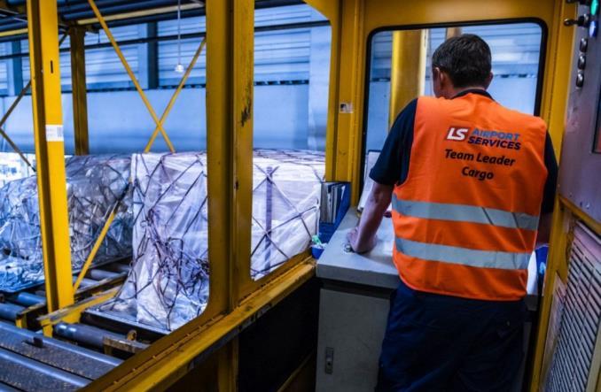Stagnacja na rynku cargo nie wpływa na inwestycje LS Airport Services
