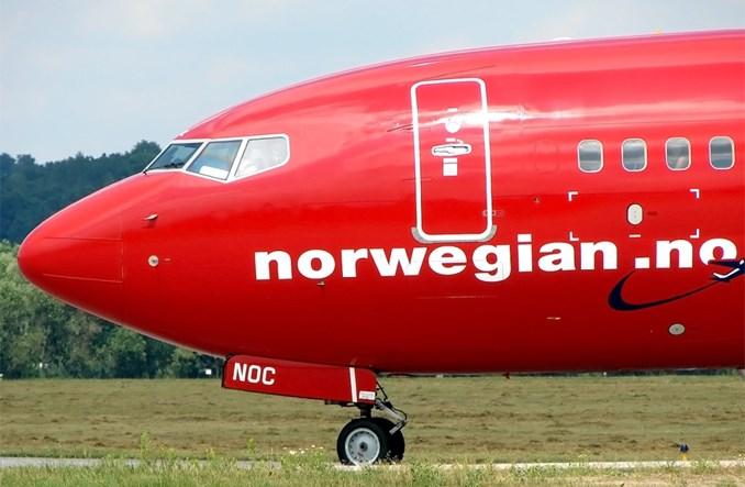 Norwegian Air prosi o więcej czasu na spłatę obligacji