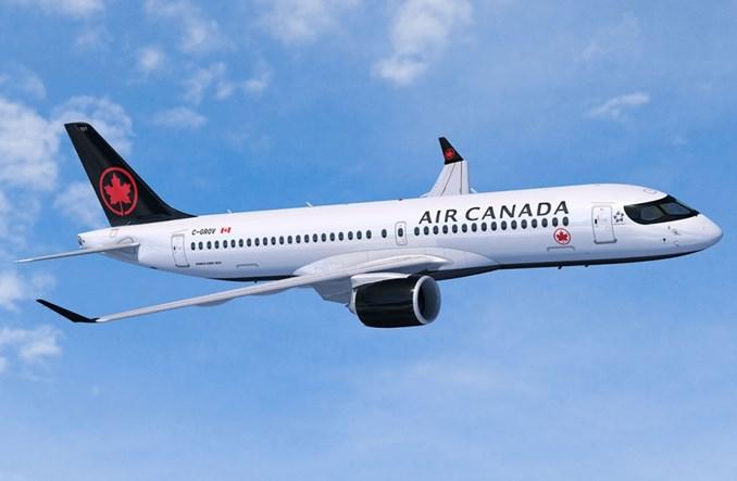 Air Canada tnie 30 krajowych tras. Trzy ośrodki stracą wszystkie loty