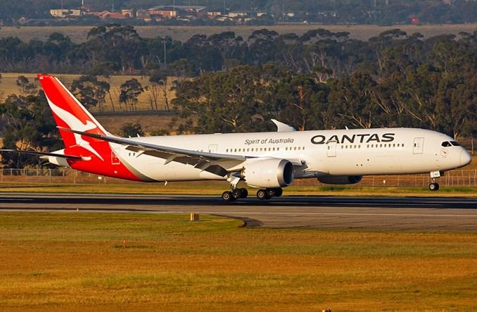 Qantas Airways testuje 20-godzinne loty. Przygotowanie do programu Sunrise