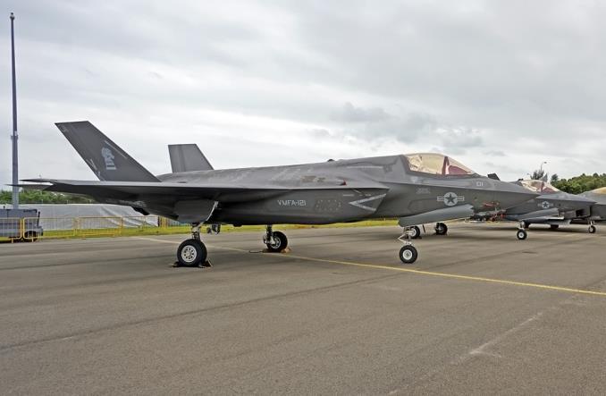 Trwają rozmowy w sprawie zakupu 32 myśliwców F-35 od Amerykanów