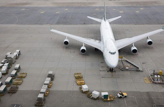 IATA: Czerwiec ósmy miesiącem spadków cargo