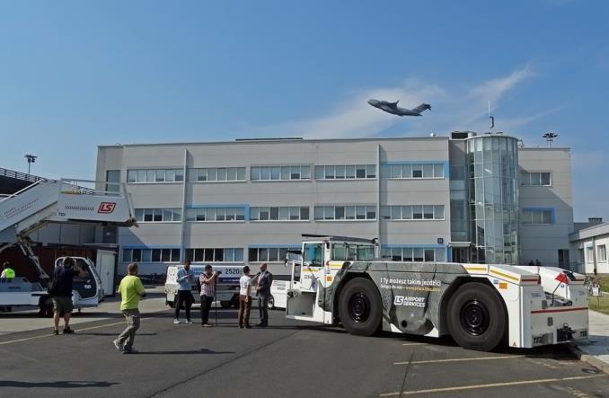 Donald Trump w Polsce. Jako pierwsi powitają go pracownicy LS Airport Services