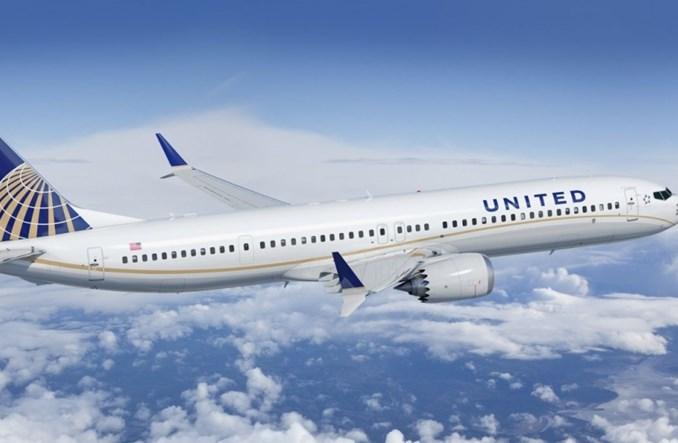 Pierwszy od uziemienia Boeing 737 MAX dostarczony United Airlines