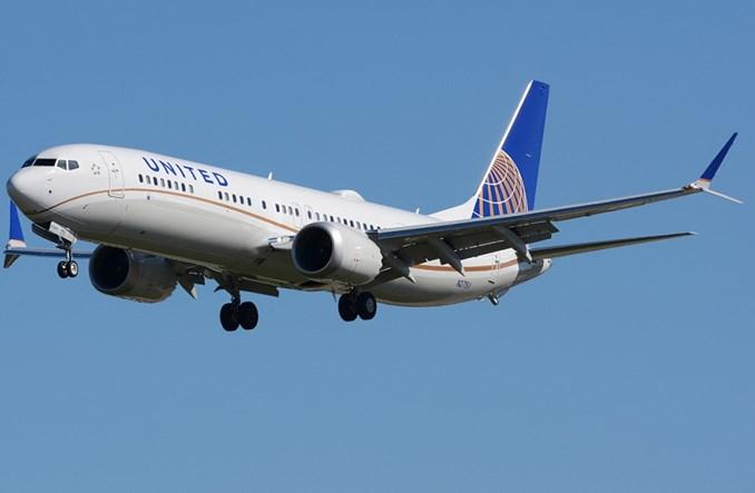 United Airlines: Powrót Boeinga 737 MAX najwcześniej w grudniu