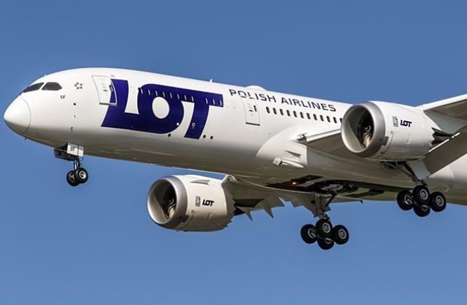 PLL LOT: Wystartowało połączenie z Budapesztu do Seulu